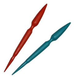 Zátka trubky kruhová, pr. 35mm, černá