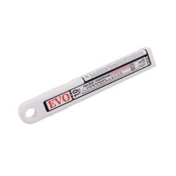 Podložky s těsnící gumou EPDM, rozměr M 6 x 25mm, ZB, balení 500ks