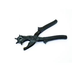 Řetez plastový, pr. 6mm, balení 25m, červeno-bílý