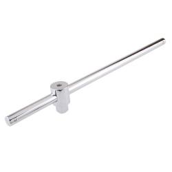 Prodlužovací kabel, délka 5m, 6 zás., 3x1mm, bílý, vypínač, SOLIGHT