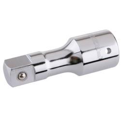 Prodlužovací kabel gumový, délka 10m, 4 zás., 3x1,5mm, IP44, černý, vypínač, SOLIGHT