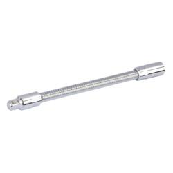 Prodlužovací kabel gumový, délka 10m, 1 zás., 3x1,5mm, IP44, černý, SOLIGHT