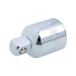 Prodlužovací kabel gumový, délka 5m, 4 zás., 3x1,5mm, IP44, černý, vypínač, SOLIGHT