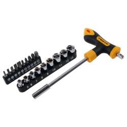 Kleště odizolovací a štípací na vodiče, pr. 0,6-2,6mm, délka 165mm, FESTA