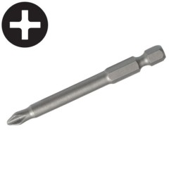 Bit šroubovací IMBUS, H 6,0mm, 25mm, S2, STAHLBERG