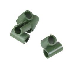 Vázací stahovací pásky, 500 x 4,8mm, barva bílá, balení 50ks