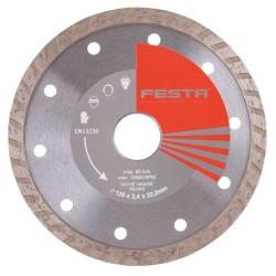 Kotouč - rotační kartáč nylonový s podložkou do brusky, pr. 125mm