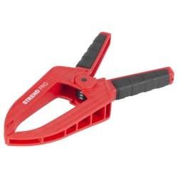 Rotační kartáč okružní, vlnitý pomosazený, 75mm, do vrtačky, FESTA