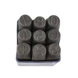 Vázací stahovací pásky, 500 x 4,8mm, barva černá, balení 50ks