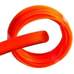 Závěs kloubový tvarovaný Z16, 148 x 28mm, černý pozink