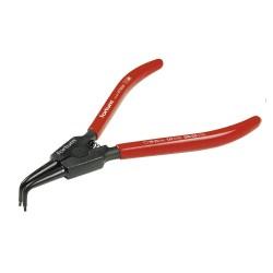 Závěs kloubový tvarovaný OZB, 220 x 25mm, černý pozink