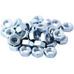 Raznice ocelové 3mm, znaky ABC