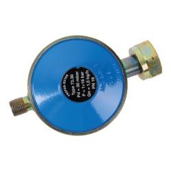 Kartáč ruční průměr 19mm, ocelový drát, plastová rukojeť
