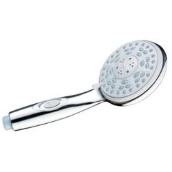 Kartáč pomosazený malý s dřevenou rukojetí