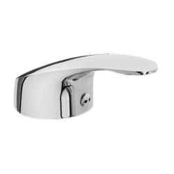 Kartáč dílenský ocelový úzký mosaz
