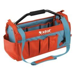 Palice gumová s kovovou násadou, průměr 65mm, černá