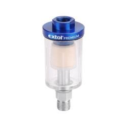 Vrtáky do kovu, sada 19ks, pr. 1 - 10mm, HSS