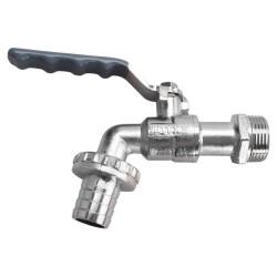 Naviják na hadici, 60m, kovový