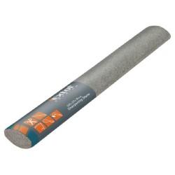Zámek visací litinový modrý 52mm, 3 klíče