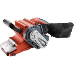 Palice gumová se sklolaminátovou násadou, průměr 65mm, bílá